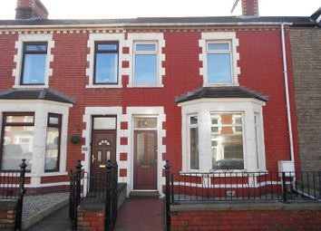 Thumbnail 3 bed terraced house to rent in Tanygroes Street, Port Talbot, Neath Port Talbot.