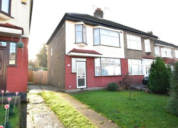 Thumbnail 3 bed semi-detached house for sale in Swaisland Road, West Dartford, Kent