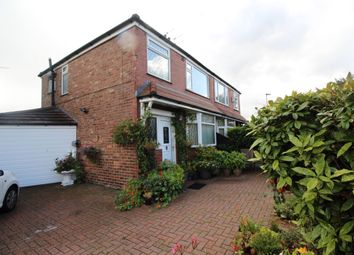 Thumbnail 3 bed semi-detached house to rent in Brecon Drive, Bury