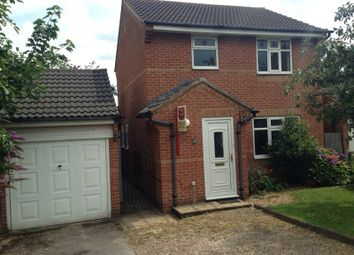 Thumbnail 3 bed detached house to rent in Beaumont Rise, Worksop