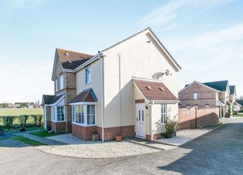 Thumbnail 2 bed semi-detached house for sale in Wrights Way, Leavenheath, Colchester