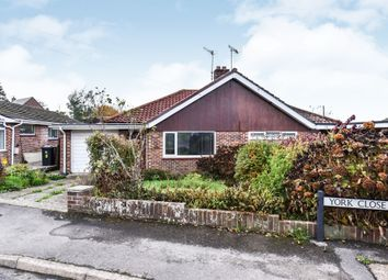 Thumbnail 2 bed semi-detached bungalow for sale in York Close, Charminster, Dorchester