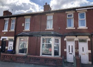Thumbnail 2 bed terraced house for sale in Portland Road, Blackpool, Lancashire