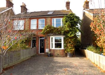 Thumbnail 4 bed semi-detached house for sale in Western Road, Hurstpierpoint