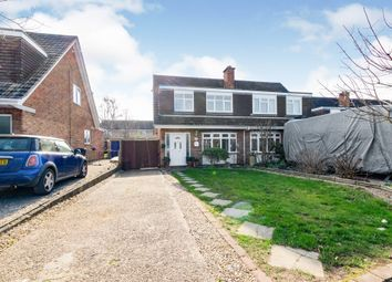 Thumbnail 3 bed semi-detached house for sale in Clayhall Road, Gosport