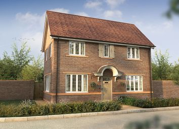 Thumbnail 3 bedroom detached house for sale in Roman Road, Bobblestock, Hereford