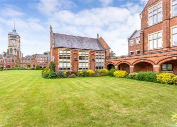 Thumbnail 4 bed maisonette for sale in Wessex House, Royal Connaught Park, Marlborough Drive, Bushey, Hertfordshire