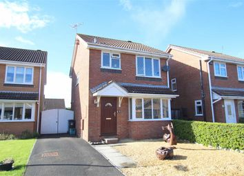 Thumbnail 3 bedroom detached house for sale in Blenheim Way, Portishead, North Somerset