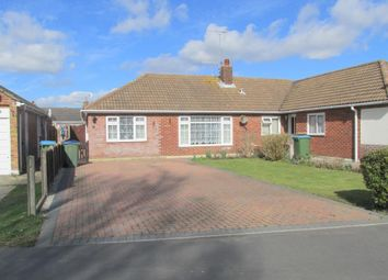 Thumbnail 3 bed bungalow for sale in Fairlands, North Bersted, Bognor Regis, West Sussex