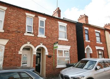 Thumbnail 3 bed end terrace house to rent in Salisbury Road, Wellingborough, Northamptonshire