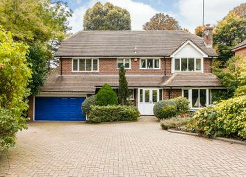 Thumbnail 4 bed detached house for sale in Haywood Park, Chorleywood, Hertfordshire