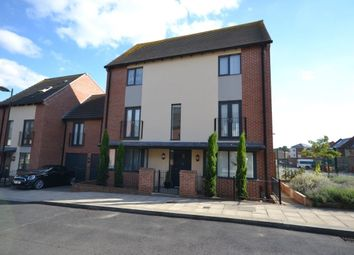 Thumbnail 4 bed property for sale in Barring Street, Upton, Northampton