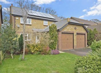 Thumbnail 4 bed detached house for sale in Bathurst Close, Hayling Island, Hampshire