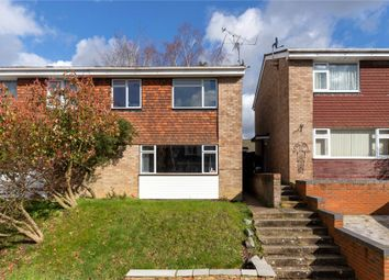 Thumbnail 3 bed semi-detached house to rent in Allendale Close, Sandhurst, Berkshire