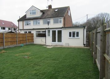 Thumbnail 3 bedroom semi-detached house to rent in Holyoak Lane, Hockley, Essex
