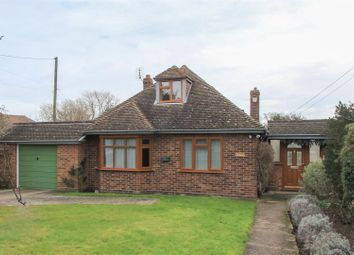 Thumbnail 3 bed detached bungalow to rent in Clifford Road, Whitstable