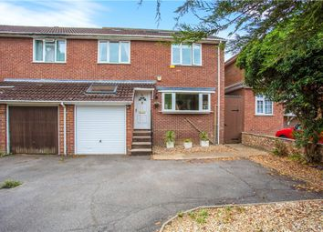 Thumbnail 5 bed semi-detached house for sale in Gloucester Drive, Staines-Upon-Thames, Surrey