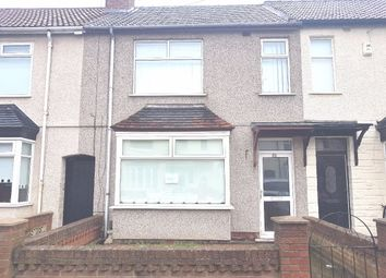 Thumbnail 3 bed terraced house to rent in Ashgrove Avenue, Hartlepool
