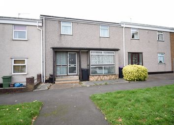 Thumbnail 2 bed terraced house for sale in Porthmawr Road, Cwmbran
