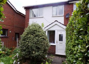 Thumbnail 3 bed end terrace house for sale in Cold Greave Close, Newhey, Rochdale, Greater Manchester