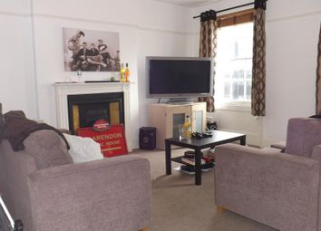 Thumbnail 4 bedroom flat to rent in Clapham Road, London