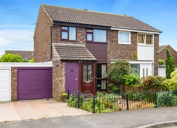 Thumbnail 3 bed semi-detached house for sale in Cragwellside, Darlington