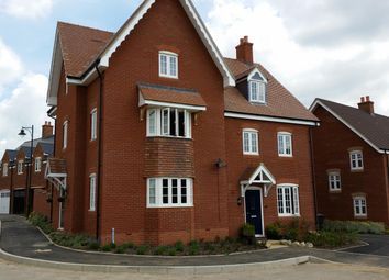 Thumbnail 4 bed semi-detached house to rent in Downham Close, Great Denham, Bedford