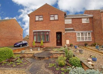 Thumbnail 3 bed detached house for sale in Church Road, Nailstone, Nuneaton