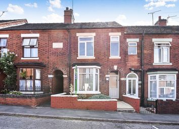 Thumbnail 3 bed terraced house for sale in James Street, Midway, Swadlincote