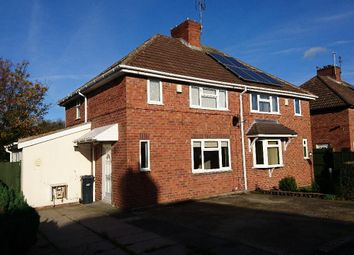 Thumbnail 3 bedroom property to rent in Higgins Avenue, Coseley, Bilston