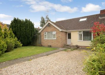 Thumbnail 3 bed semi-detached bungalow for sale in Canney Close, Chiseldon, Swindon