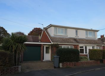 Thumbnail 4 bed bungalow to rent in Church Close, Cantley, Norwich