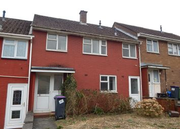 Thumbnail 3 bed terraced house to rent in Heol Newydd, Upper Cwmbran, Cwmbran
