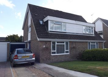 Thumbnail 4 bed semi-detached house for sale in Tiltwood Drive, Crawley Down, West Sussex