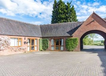 Thumbnail 3 bed barn conversion to rent in Upper Way, Upper Longdon