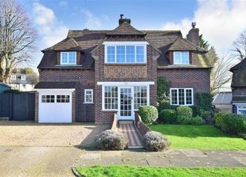 Thumbnail 4 bed detached house for sale in Court Close, Patcham Village, East Sussex