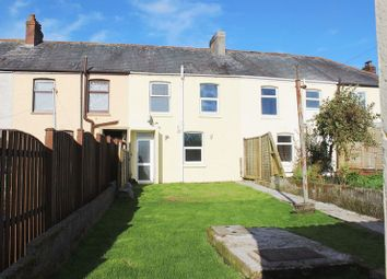 Thumbnail 3 bed terraced house for sale in Beacon Terrace, Foxhole, St. Austell