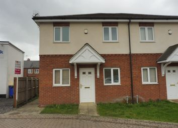 Thumbnail 1 bedroom town house for sale in Stanhall Mews, Stanningley, Pudsey