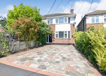 Trinity Road, Rayleigh SS6. 3 bed semi-detached house