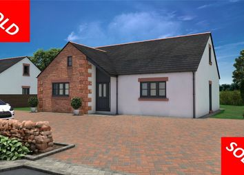 Thumbnail 2 bed detached bungalow for sale in The Haven (Unit 4), Oak Close, Winskill, Penrith