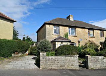 Thumbnail 3 bed semi-detached house for sale in The Oval, Englishcombe Park, Bath