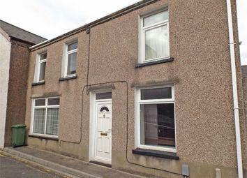 Thumbnail 3 bedroom semi-detached house for sale in Saron Street, Pontypridd, Mid Glamorgan