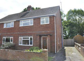 Thumbnail Semi-detached house for sale in Oak Close, Pinhoe, Exeter