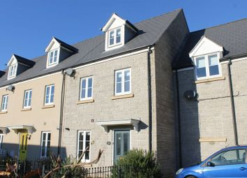 Thumbnail 3 bed terraced house for sale in Kings Croft, Long Ashton, Bristol