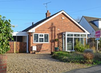 Thumbnail 2 bedroom detached bungalow for sale in Galtres Road, York