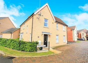 Thumbnail 3 bedroom detached house to rent in Berryfields, 30 Lillte Ground, Aylesbury