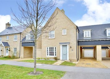 Thumbnail 3 bed link-detached house for sale in Carnaile Road, Alconbury Weald, Huntingdon