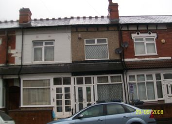 Thumbnail 2 bed terraced house for sale in Tintern Road, Perry Barr