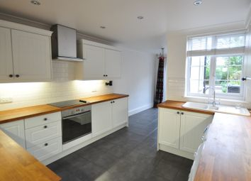 Thumbnail 2 bedroom semi-detached house to rent in Shaws Cottages, Worplesdon Road, Guildford