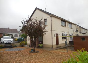 Thumbnail 2 bed end terrace house for sale in Llanllwni, Llanllwni
